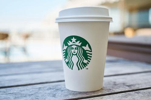Como pedir um café na Starbucks
